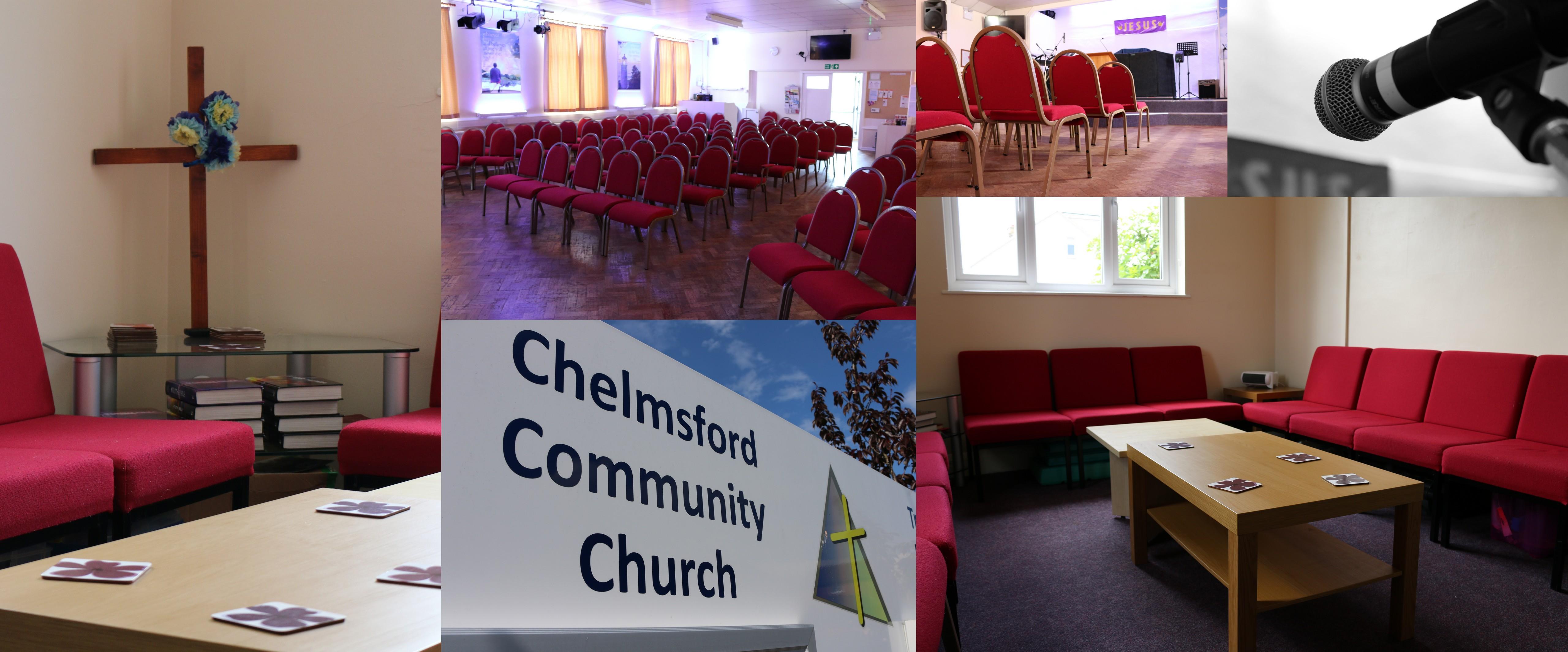 Chelmsford Community Church Room Hire